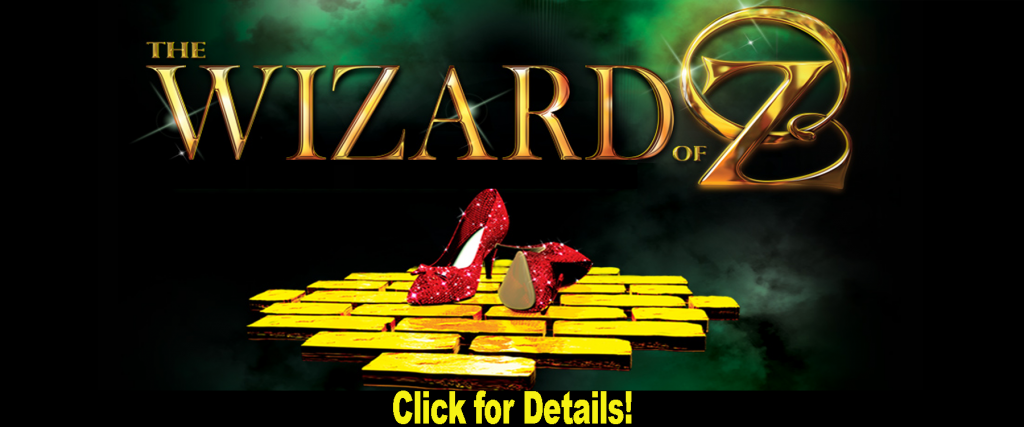 Wizard of Oz more information banner